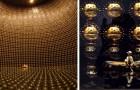 Super-Kamiokande : à la découverte de l'immense cylindre d'or où on étudie le mouvement des neutrinos