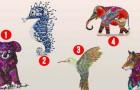 Guarda questi animali e scegli quello da cui ti senti più attratto: ecco cosa dice della tua personalità