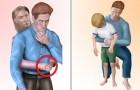 Suffocation : voici comment intervenir selon qu'il s'agit d'un adulte, d'un enfant ou d'un animal