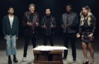 This wonderful a cappella version of