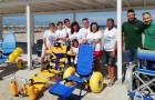 Tutti al mare, nessuno escluso - In Romagna e in Puglia i primi stabilimenti attrezzati per le persone disabili