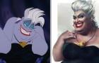 Un artiste montre les personnages de Disney comme si c'était de vraies personnes : voici les dessins animés comme vous ne les avez jamais vus.