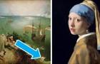 6 dettagli inaspettati che si nascondono dietro alcuni dipinti famosissimi