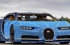 LEGO baute eine originalgetreue Reproduktion des voll funktionsfähigen Bugatti