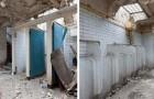 Une femme achète de vieilles toilettes publiques et les transforme en maison de ses rêves