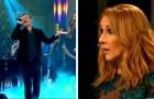 El joven se presenta con una cancion de Queen: cuando comienza a cantar incluso Celine Dion queda asombrada