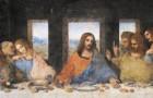 Er is een nieuw mysterie rondom het Laatste Avondmaal: Er zijn edelstenen tevoorschijn gekomen op de kleren van de apostelen