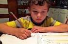 Deshalb sollte ein Kind immer seine Hausaufgaben alleine machen.