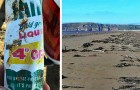 Ritrovata su una spiaggia una bottiglia di plastica di 50 anni fa: per l'ambiente è una pessima notizia