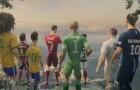 O curta animado para a Copa do Mundo 2014