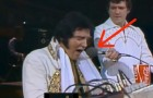 The new unreleased video of Elvis Presley goes around the world and the fans go crazy