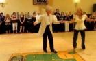 Bailaron juntos por mas de 30 años: esta exhibicion ENCANTADORA es la prueba