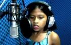 Questa bambina vi lascerà a bocca aperta: canta come Celine Dion ed ha solo 10 anni!