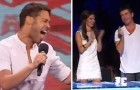 According to the judges, this was the best xfactor UK audition of all time!