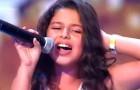 Il talento pazzesco di questa bambina di 9 anni fa letteralmente URLARE i giudici