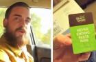 Er kauft im Internet einen Essensgutschein: Aber er will ihn NICHT für sich einlösen!