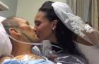 Un hombre enfermo esta en el hospital: lo que hace su hija los dejara SIN PALABRAS