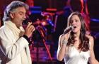 Andrea Bocelli encanta al publico de Las Vegas con una interpretacion impactante