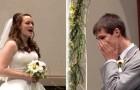 Mientras espera su esposa en el altar, recibe una sorpresa que lo hara llorar!