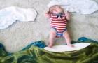 Ecco cosa fa questa mamma ogni volta che sua figlia dorme: il risultato è DA SOGNO