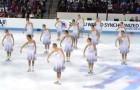 Si preparano sulla pista di ghiaccio: quando inizieranno a muoversi resterete incantati