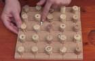 Avec du liège, regardez comment construire un instrument PARFAIT pour le jardin