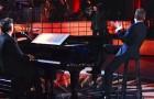 Michael Bublé wird in der Mitte eines Songs unterbrochen, aber das echte Spektakel kommt noch!