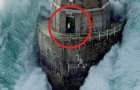 Lighthouses in Brittany against the fury of nature: this amazing video gave me chills !