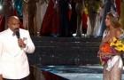 De presentator kroont Miss Universe... maar dan komen ze toch een VERSCHRIKKELIJKE conclusie