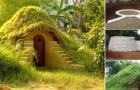 Ecco come costruire una casa degli hobbit nel proprio giardino... con 270 euro!