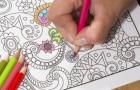 8 cose incredibili che avvengono quando un adulto inizia a colorare