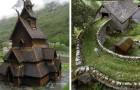Gli spettacolari scorci della Norvegia che sembrano appartenere al mondo degli elfi