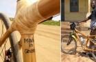 Une femme d'affaires fabrique des vélos en bambou et change la vie de tout un village