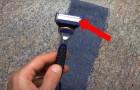 Com este método a sua lâmina de barbear vai durar muito mais!