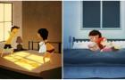 Vous vous reconnaissez dans ces vignettes? Si oui, vous avez rencontré le vrai amour