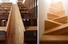 Ces escaliers sont tellement bizarres que vous aurez envie de les monter