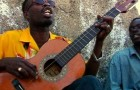 Una guitarra, una cuerda, un MITO!