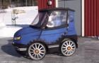 Tutti pensano si tratti di una piccola automobile, ma aspettate di guardare al suo interno