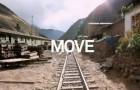 Voglio muovermi, voglio conoscere, voglio viaggiare