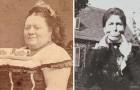 Grimassen und absurde Positionen. Das 19. Jahrhundert ist noch nie so witzig gewesen...und fotogen!