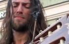 Una melodía emocionante, un gran guitarrista