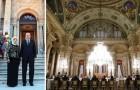 Palazzi mozzafiato e shopping senza limiti: ecco cosa vuol dire essere il signore e la signora Erdogan