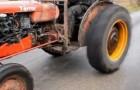 Volvo Terror Tractor