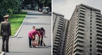 33 Schnappschüsse aus Nordkorea, von denen Kim Jong-Un nicht will dass wir sie sehen