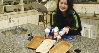 Verabschiedet euch von Plastikwannen für Lebensmittel: Eine umweltfreundliche Erfindung einer 17-jährigen