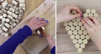 3 objetos ingeniosos que puedes crear con los corchos