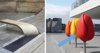 Les 14 bancs les plus bizarres et créatifs que l'on peut trouver dans le monde entier
