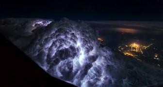 Een Vliegtuigpiloot Houdt Van Fotograferen En Dat Levert Onwerkelijk Mooie Foto's Op