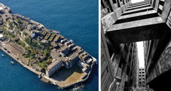 C'était l'endroit le plus peuplé du monde, il est maintenant fantôme: découvrez l'incroyable île de béton