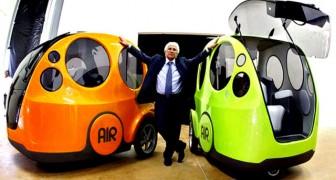 Meno inquinante di un'auto elettrica: scoprite il futuro del trasporto individuale a zero emissioni